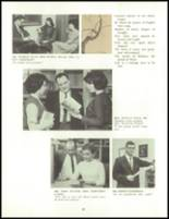 1964 Northeast High School Yearbook Page 36 & 37