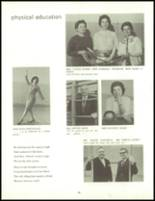 1964 Northeast High School Yearbook Page 42 & 43