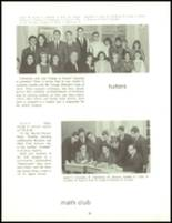 1964 Northeast High School Yearbook Page 58 & 59