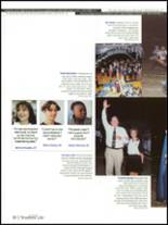 2000 Basic High School Yearbook Page 34 & 35