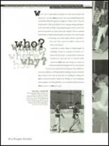 2000 Basic High School Yearbook Page 54 & 55
