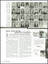 2000 Basic High School Yearbook Page 88 & 89