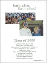 2000 Basic High School Yearbook Page 100 & 101