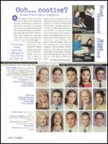 2000 Basic High School Yearbook Page 110 & 111