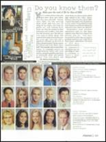 2000 Basic High School Yearbook Page 124 & 125