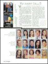 2000 Basic High School Yearbook Page 128 & 129