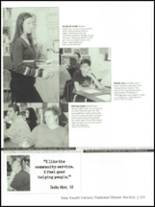 2000 Basic High School Yearbook Page 154 & 155