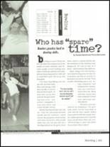 2000 Basic High School Yearbook Page 208 & 209