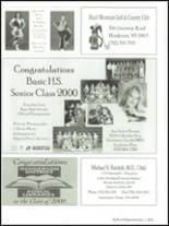 2000 Basic High School Yearbook Page 264 & 265