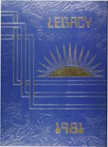 1981 Yearbook Lakeview Centennial High School