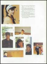 1995 Southern Trinity High School Yearbook Page 18 & 19