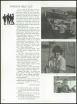 1995 Southern Trinity High School Yearbook Page 20 & 21
