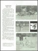 1995 Southern Trinity High School Yearbook Page 26 & 27
