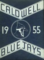 1955 Yearbook Caldwell High School