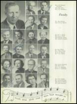 1953 Natchitoches High School Yearbook Page 10 & 11