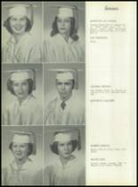 1953 Natchitoches High School Yearbook Page 16 & 17