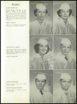 1953 Natchitoches High School Yearbook Page 22 & 23