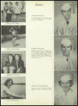 1953 Natchitoches High School Yearbook Page 24 & 25