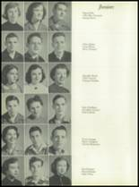 1953 Natchitoches High School Yearbook Page 28 & 29