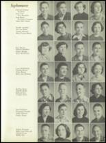 1953 Natchitoches High School Yearbook Page 32 & 33