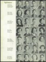1953 Natchitoches High School Yearbook Page 34 & 35
