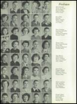 1953 Natchitoches High School Yearbook Page 38 & 39