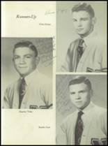 1953 Natchitoches High School Yearbook Page 52 & 53