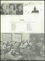 1953 Natchitoches High School Yearbook Page 66 & 67