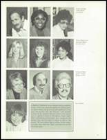 1983 Buffalo Traditional High School Yearbook Page 14 & 15