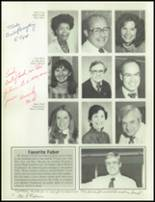 1983 Buffalo Traditional High School Yearbook Page 16 & 17