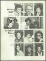1983 Buffalo Traditional High School Yearbook Page 22 & 23
