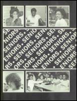 1983 Buffalo Traditional High School Yearbook Page 24 & 25