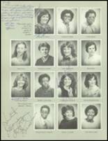 1983 Buffalo Traditional High School Yearbook Page 28 & 29