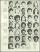 1983 Buffalo Traditional High School Yearbook Page 40 & 41