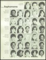 1983 Buffalo Traditional High School Yearbook Page 42 & 43