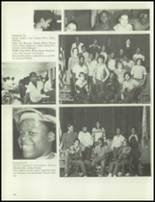 1983 Buffalo Traditional High School Yearbook Page 54 & 55