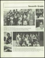 1983 Buffalo Traditional High School Yearbook Page 56 & 57