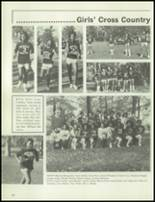 1983 Buffalo Traditional High School Yearbook Page 64 & 65