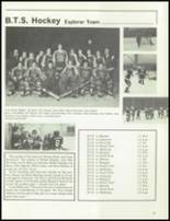1983 Buffalo Traditional High School Yearbook Page 68 & 69