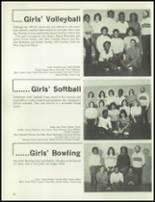 1983 Buffalo Traditional High School Yearbook Page 72 & 73