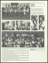 1983 Buffalo Traditional High School Yearbook Page 80 & 81