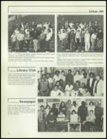1983 Buffalo Traditional High School Yearbook Page 82 & 83