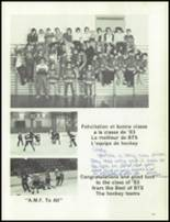 1983 Buffalo Traditional High School Yearbook Page 92 & 93