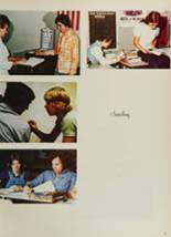 1976 Brockport High School Yearbook Page 16 & 17