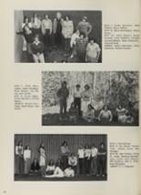 1976 Brockport High School Yearbook Page 102 & 103