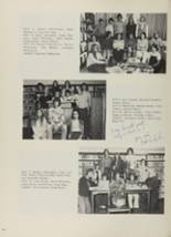 1976 Brockport High School Yearbook Page 110 & 111