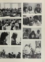 1976 Brockport High School Yearbook Page 124 & 125