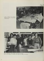 1976 Brockport High School Yearbook Page 128 & 129