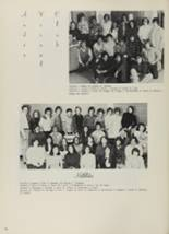 1976 Brockport High School Yearbook Page 154 & 155