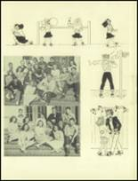 1945 San Mateo High School Yearbook Page 22 & 23